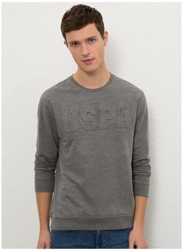 U.S. Polo Assn. Sweatshirt Antrasit
